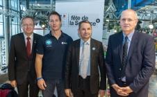 Signature Proxima ESA CNES - Fête de la Science 2016