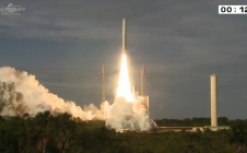 Ariane 5 launch VA231 (05 October 2016)