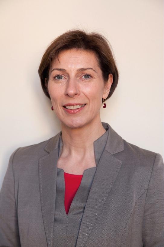 Murielle Lafaye - portrait